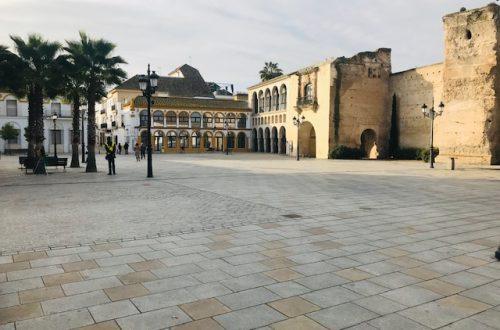Plaza Mayor Andalucia. Palma del Rio
