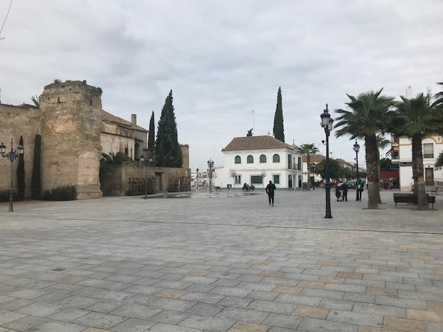 Plaza Mayor Palma del Rio